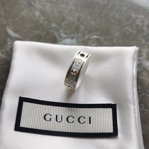 Jewelry - gucci   rings  size